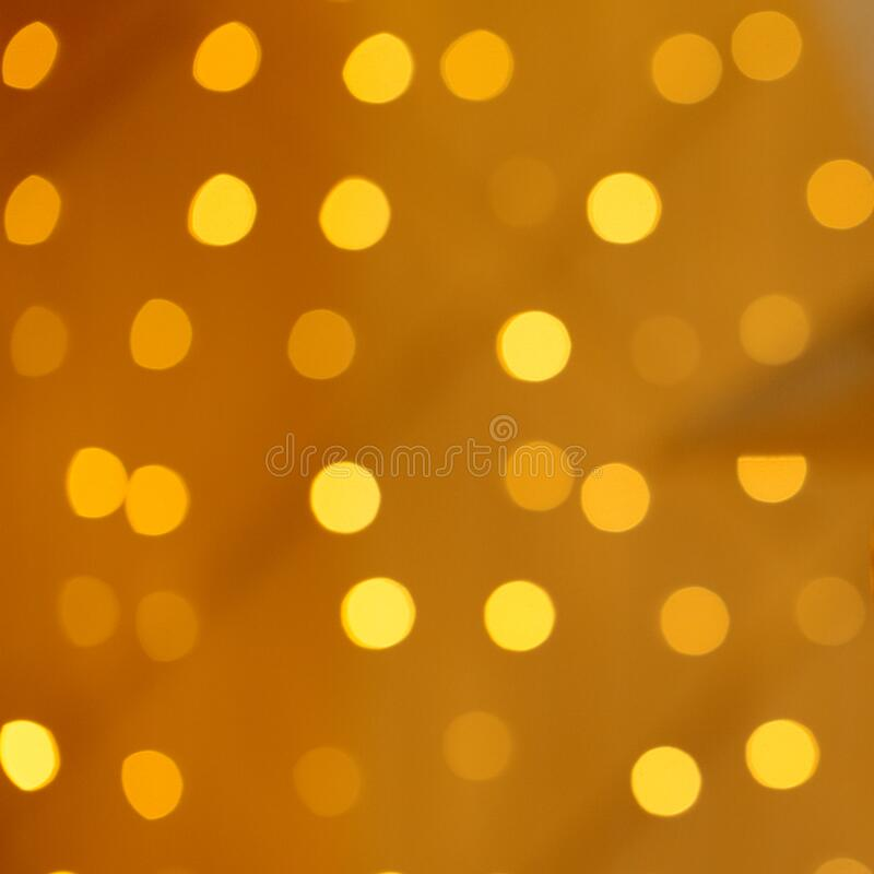 Free Abstract Golden Glitter Background With Gold Christmas Decorations Light, Baubles And Stars Royalty Free Stock Photos - 169952318