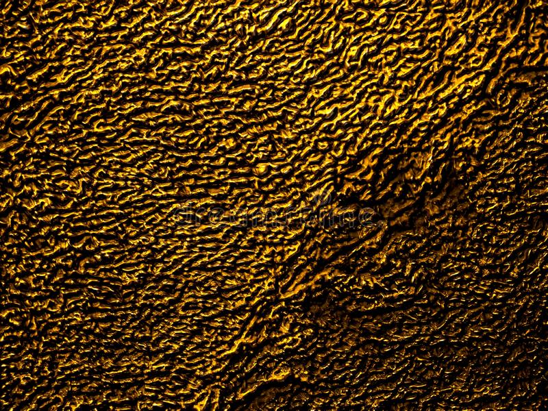 Abstract golden textured, background wallpaper. stock photos