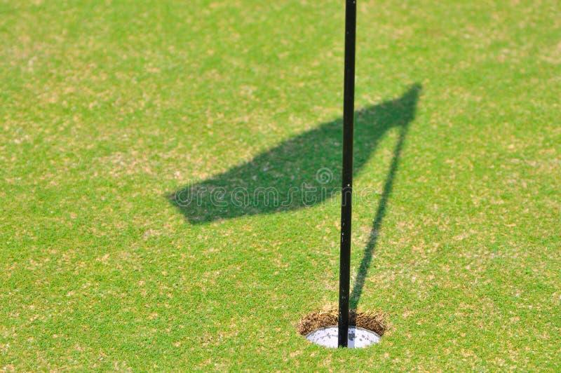 abstract golf iii 免版税库存图片
