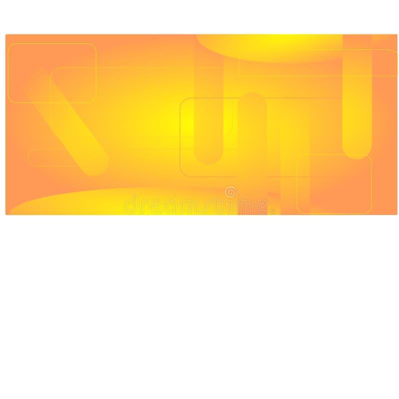 Abstract Gradiëntbehang in vector royalty-vrije stock foto's