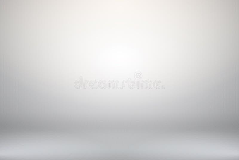 Abstract Gradient Background White Horizontal stock illustration