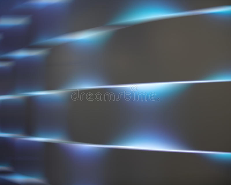Abstract gradient illustration stock photography