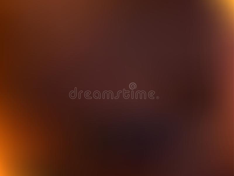 Abstract gradient mesh background in colors. Smooth banner template. Vector illustration in EPS10 vector illustration
