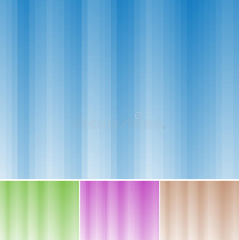 Download Abstract Gradient Stripes Background Stock Vector - Image: 9922200