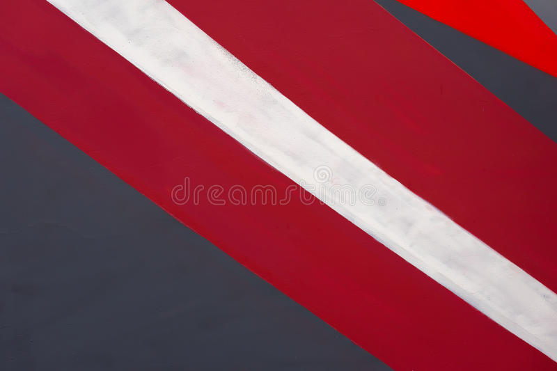Abstract graffiti on the metallic wall, very small fragment. Street art close-up, fashion colors, stylish pattern. Can royalty free stock images