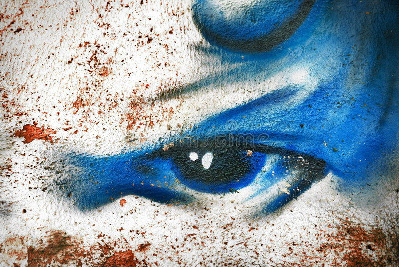 Abstract graffity background stock photos
