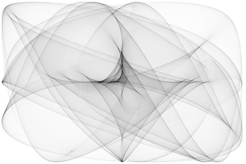 Abstract grafisch ontwerp stock illustratie