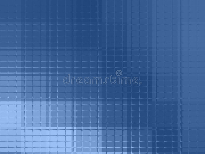 Abstract Graphic Textured Background In Blue Royalty Free Stock Photo