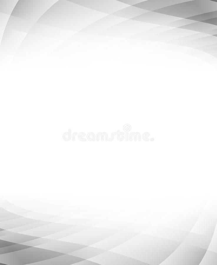 Abstract gray background royalty free illustration
