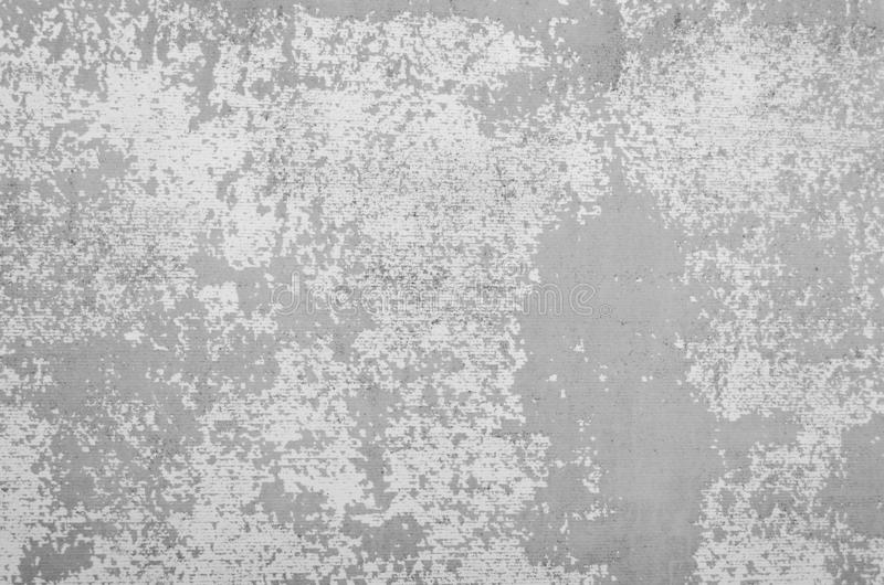 Abstract gray background of scratched slate surface. Abstract gray background of scratched, crumbling slate surface royalty free stock photography