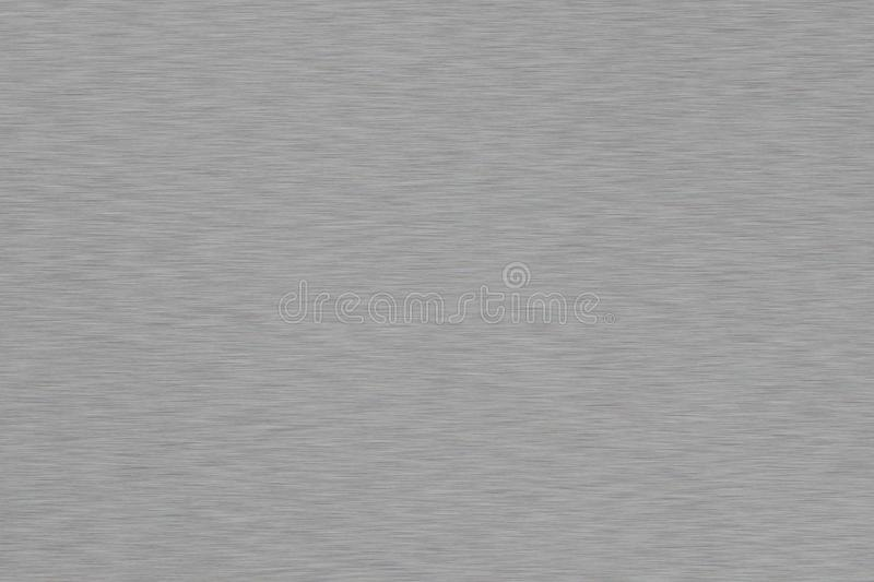 Abstract gray brushed steel texture background in royalty free illustration