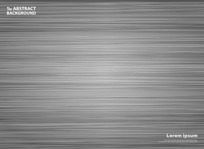 Abstract gray color stripe line pattern background. illustration vector eps10 vector illustration
