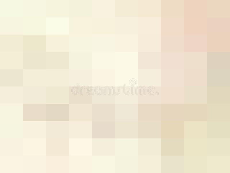 Abstract Gray geometric Background, Creative Design Templates 像素艺术网格马赛克,8位矢量背景 皇族释放例证