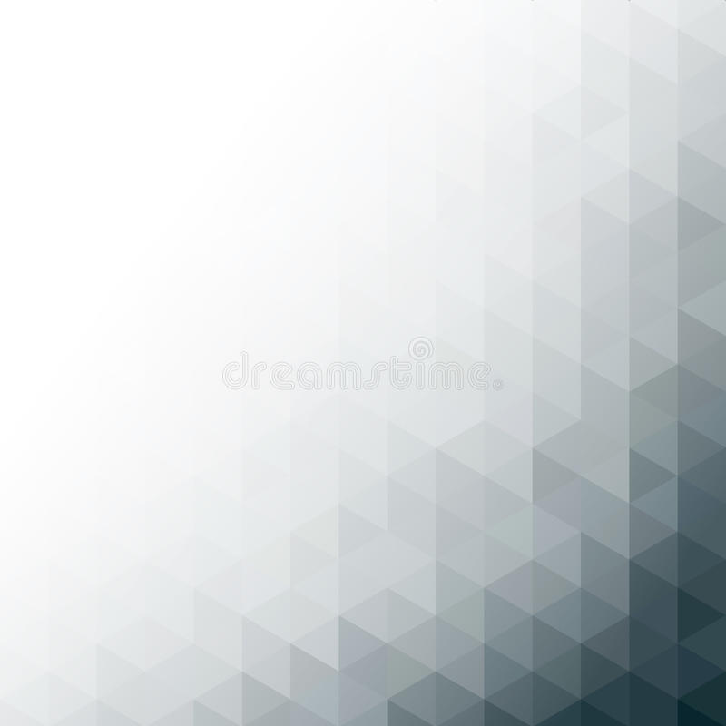 Free Abstract Gray Geometric Technology Background Royalty Free Stock Photography - 49379317