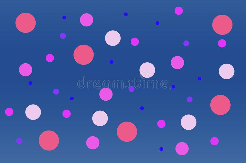 Abstract, gray, paper, background, circles, lilac, purple, hue,. Abstract gray paper background with circles of lilac and violet hue. Design blank, space design vector illustration
