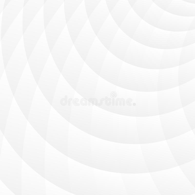 Abstract gray perspective background stock illustration