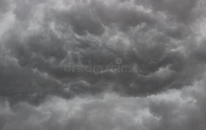 Abstract gray stormy sky. stock photos