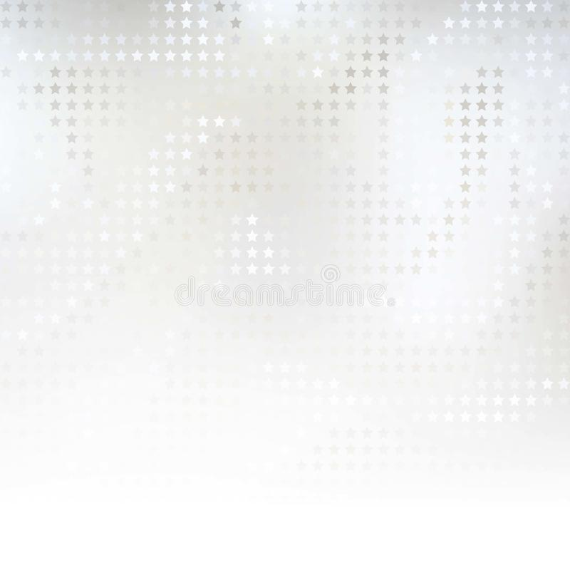 Abstract Gray Technology Background, vector. Illustration. techno background royalty free illustration