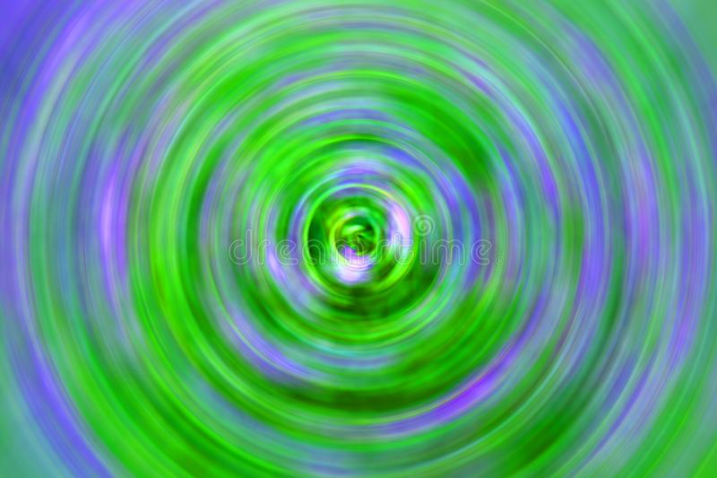 Abstract green background - concentric circles. stock photos