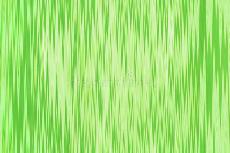 Abstract green background with zigzag pattern. Digitally generated texture stock photo