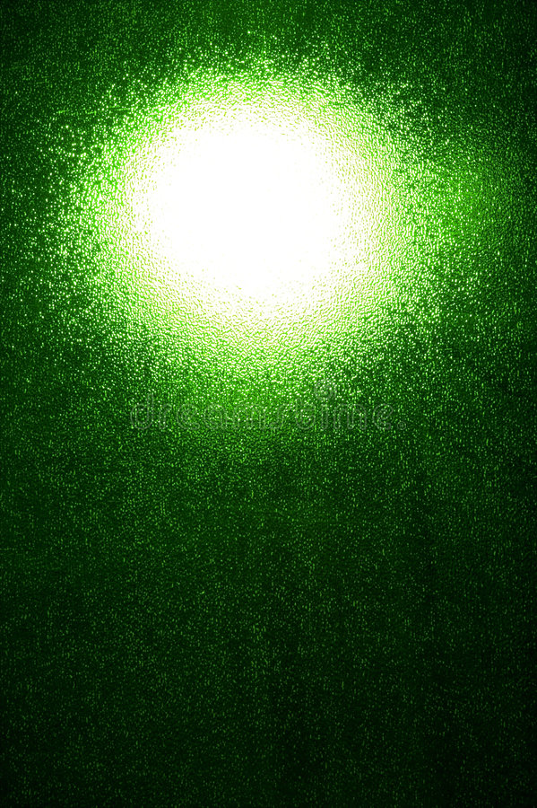 Abstract green and black background stock photos