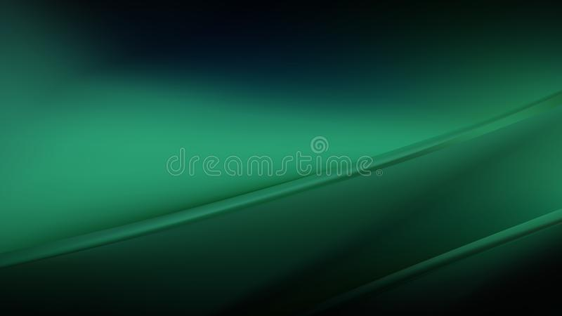 Abstract Green and Black Diagonal Shiny Lines Background Beautiful elegant Illustration graphic art design Background. Image vector illustration