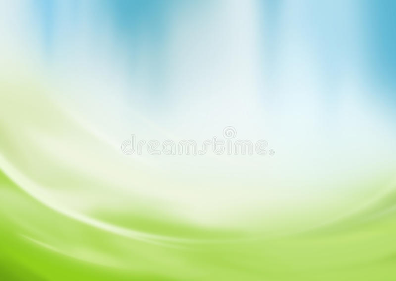 Abstract Green And Blue Background Royalty Free Stock Photos