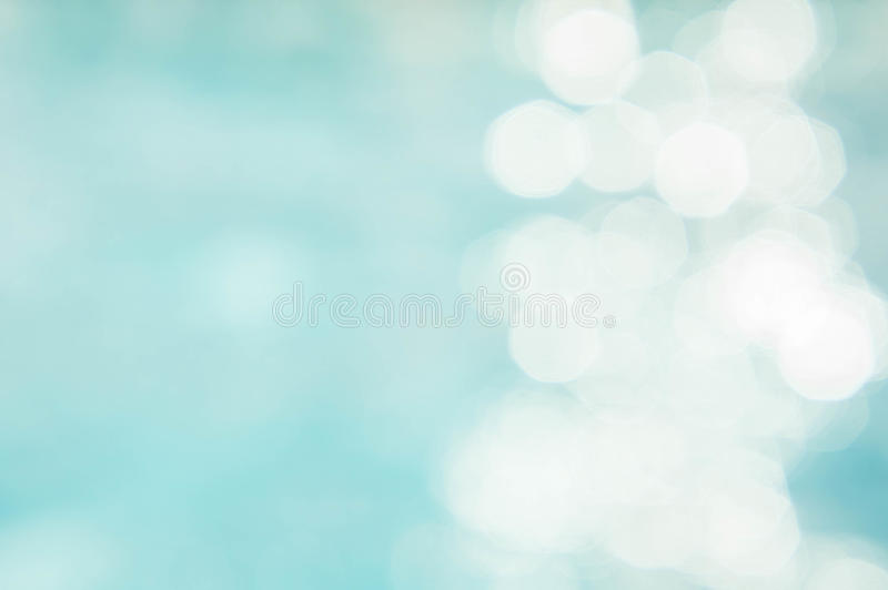 Abstract green blue blur background , wallpaper blue wave with s. Unlight bokeh texture background royalty free stock image