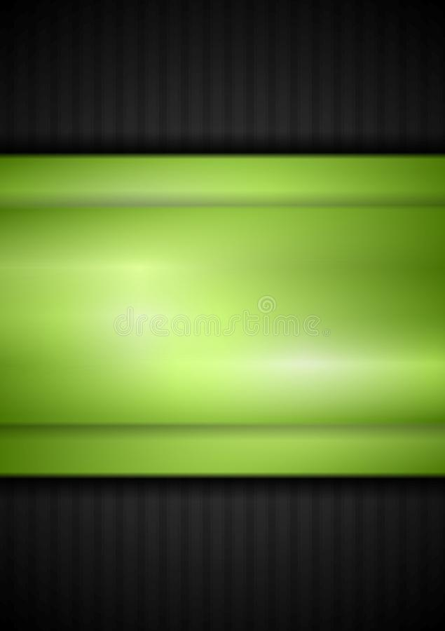 Abstract Green Concept Background Stock Vector