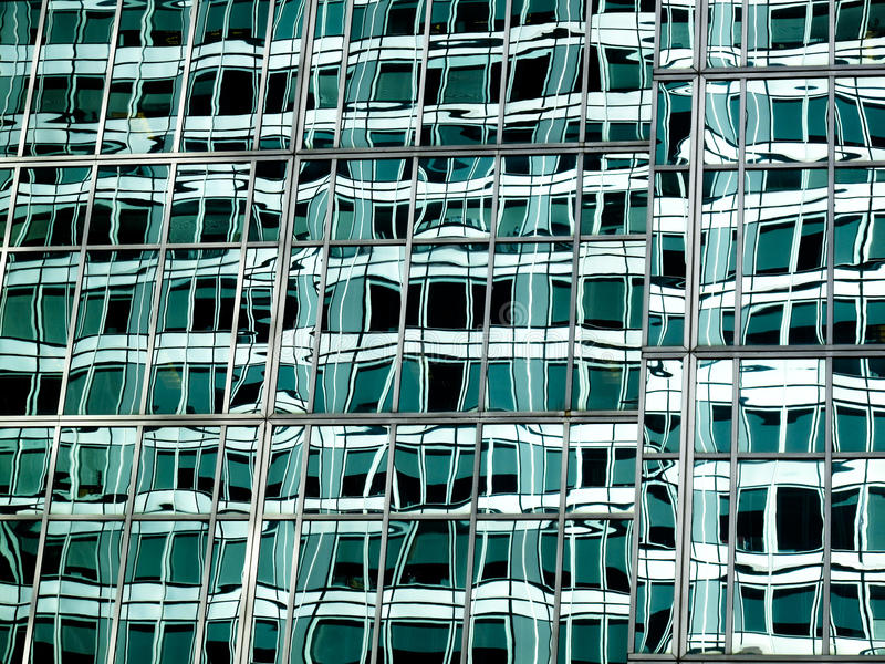Download Abstract green glass stock image. Image of detail, building - 12948907