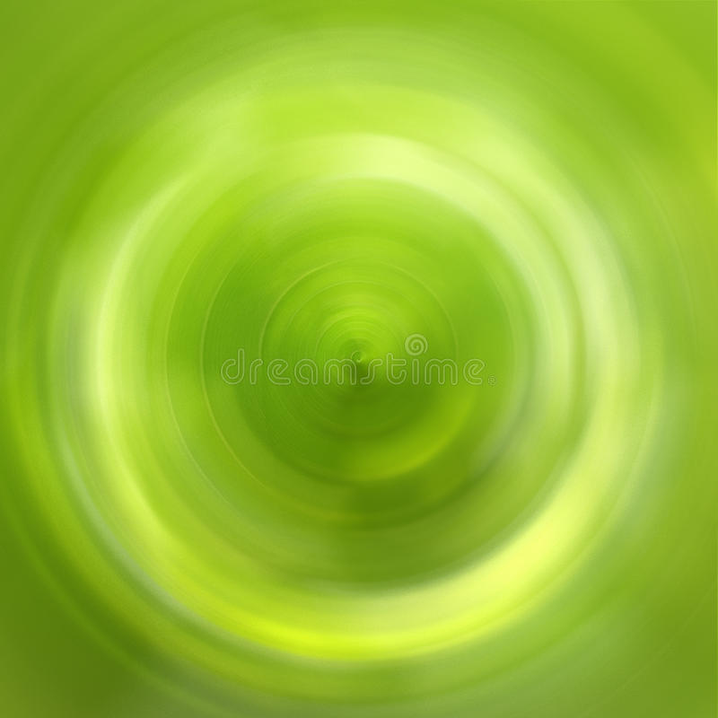 Abstract green glow circle spin background. Texture stock photos