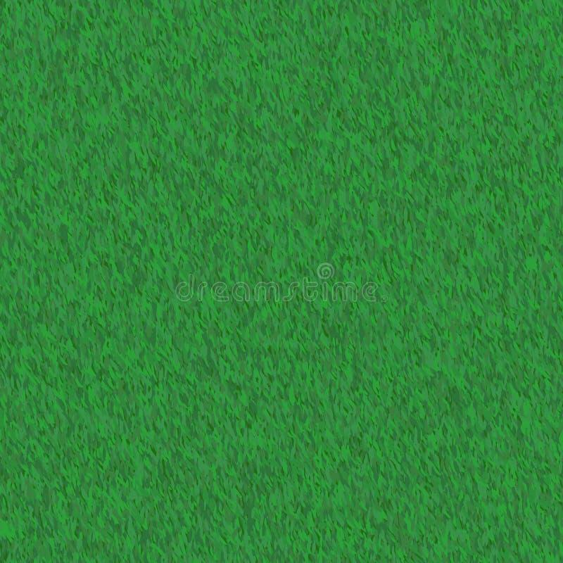 Abstract green grass seamless texture. vector illustration