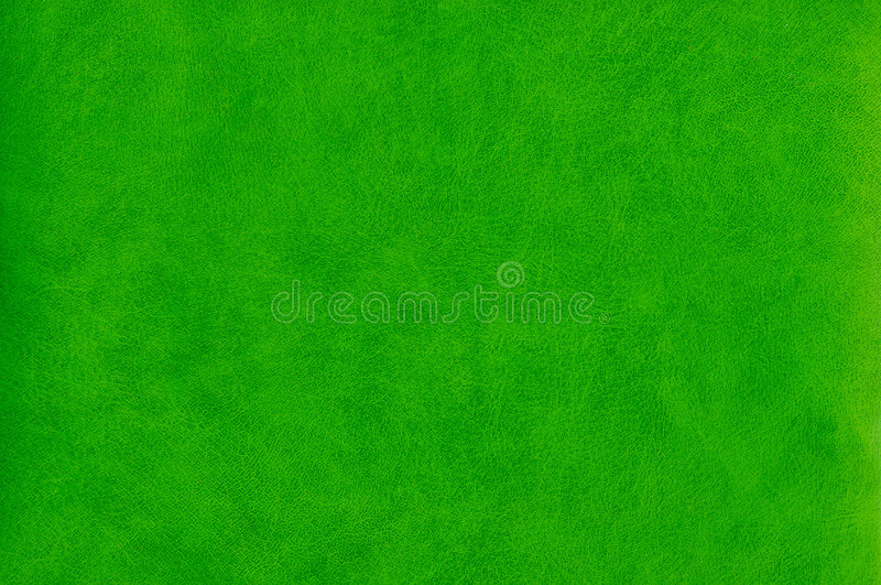 Abstract green leather texture stock photos