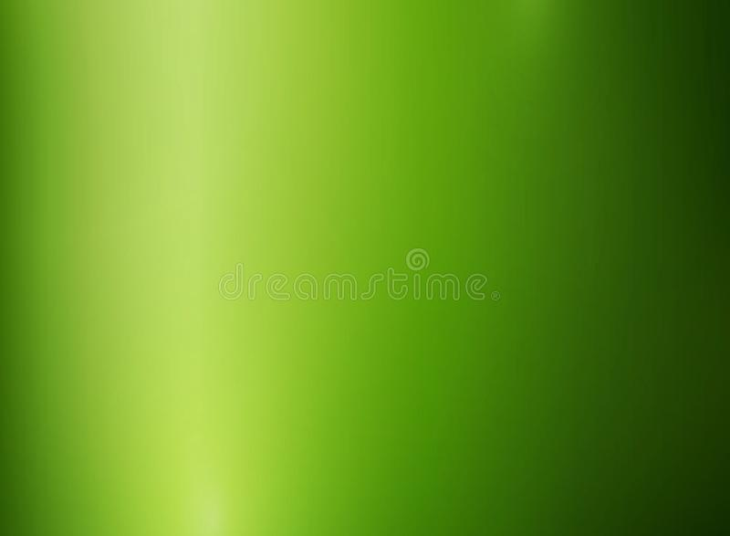 Abstract green metallic polished glossy color background with copy space. You can use for print, presentation, artwork, ad, space vector illustration