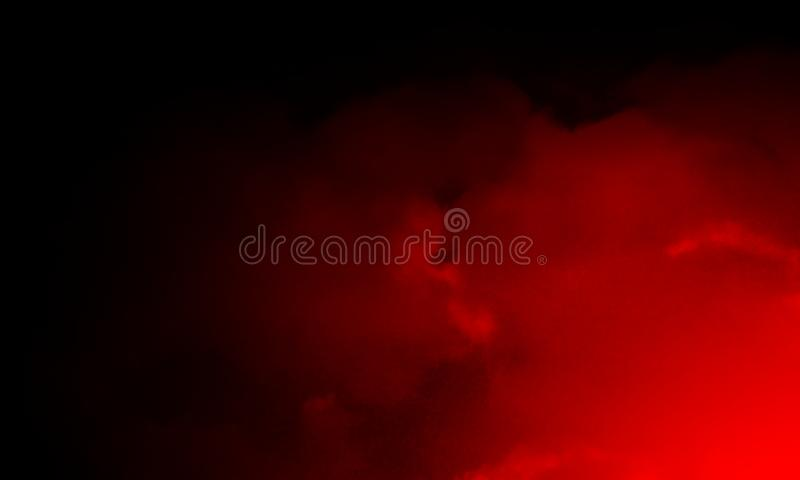 Abstract green smoke mist fog on a black background. Texture, isolated. royalty free stock images
