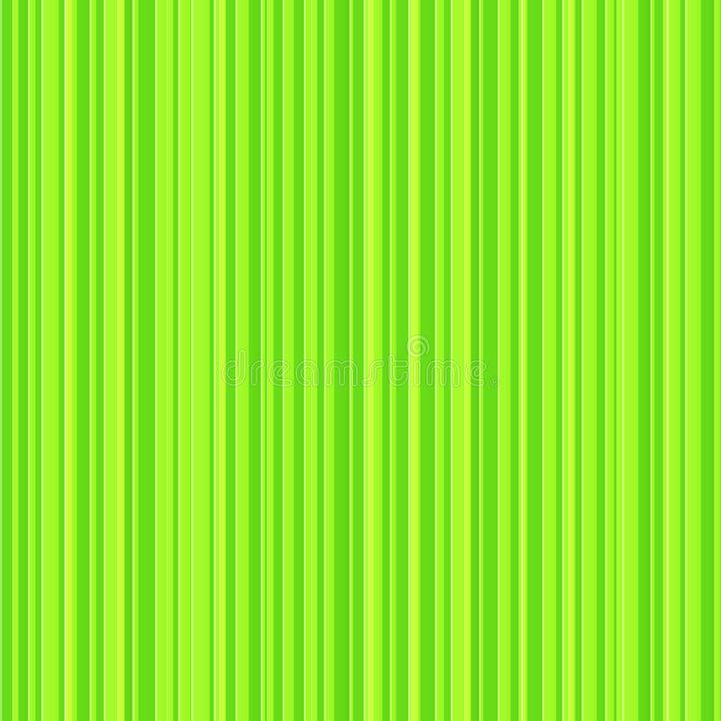 Abstract green stripes vector seamless pattern vector illustration