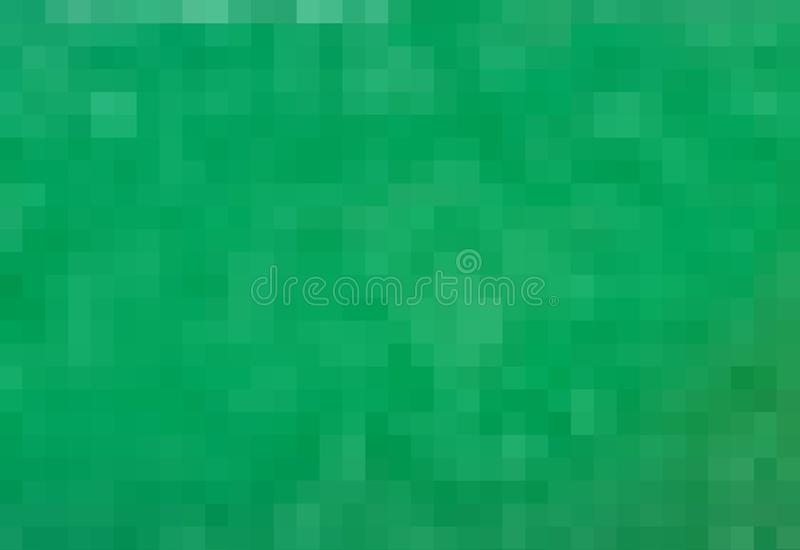 abstract green tiles background royalty free stock image