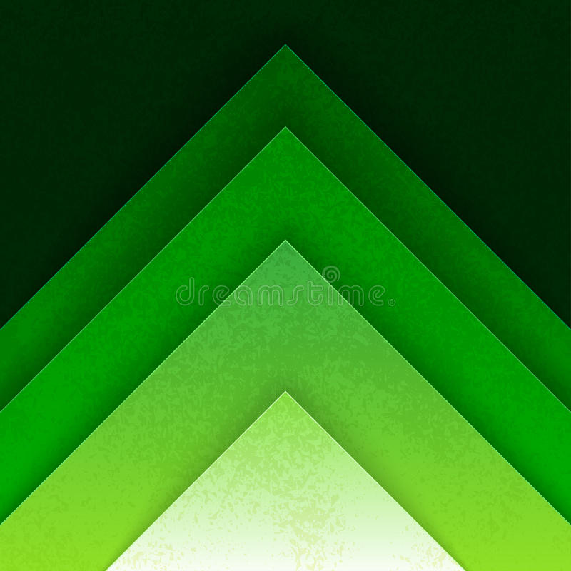Download Abstract Green Triangle Shapes Background Stock Vector - Image: 33873769