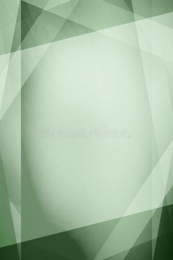 Abstract green vintage background royalty free illustration
