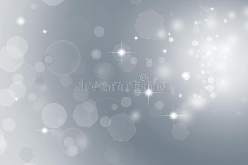 Abstract grey background stock illustration