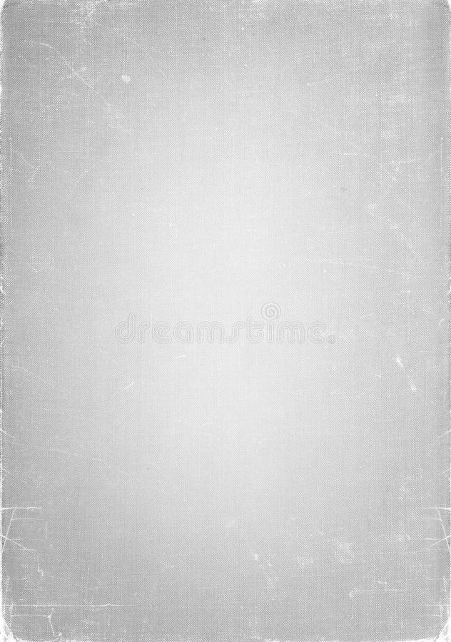 Abstract grey canvas texture. Vintage book cover background royalty free stock photo