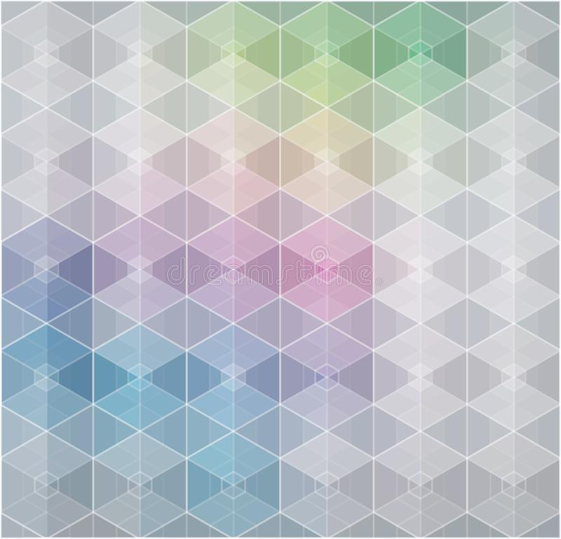 Abstract grey technology style background. Elegant gray backdrop for web site, tech presentations, cover template and stock illustration