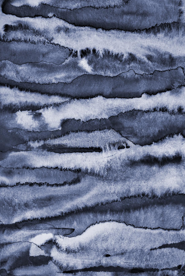 Free Abstract Grey Watercolor On Paper Texture As Background Royalty Free Stock Photography - 74902197