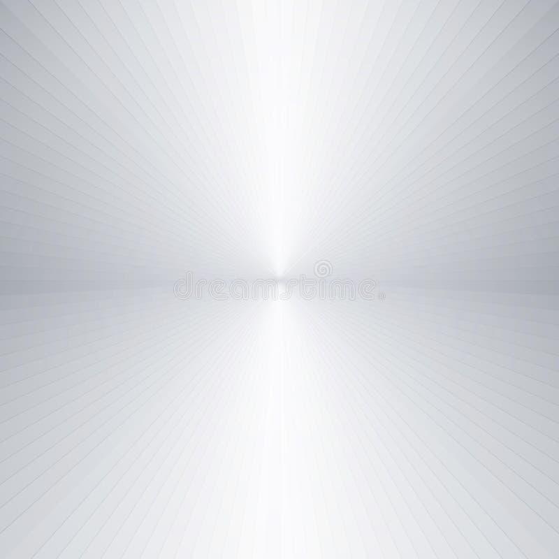 Abstract grijs en wit futuristisch ontwerp als achtergrond royalty-vrije stock afbeelding