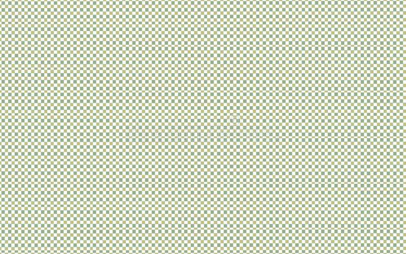 Abstract groen patroonbehang stock fotografie