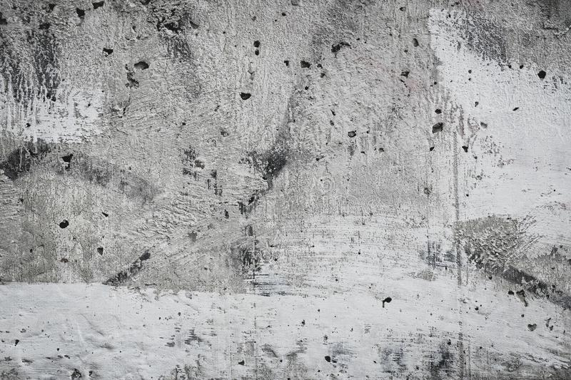 Abstract grunge background. Gray concrete wall. Old dirty wall texture. Paint effect. Grey cement backgrounds. royalty free stock photos