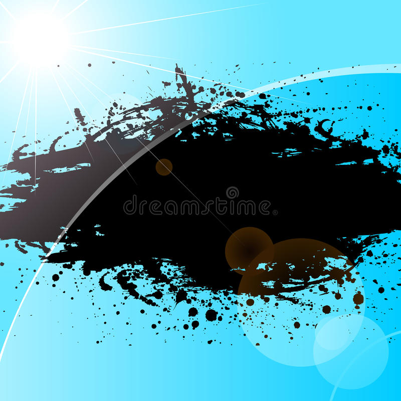 Abstract Grunge background shining