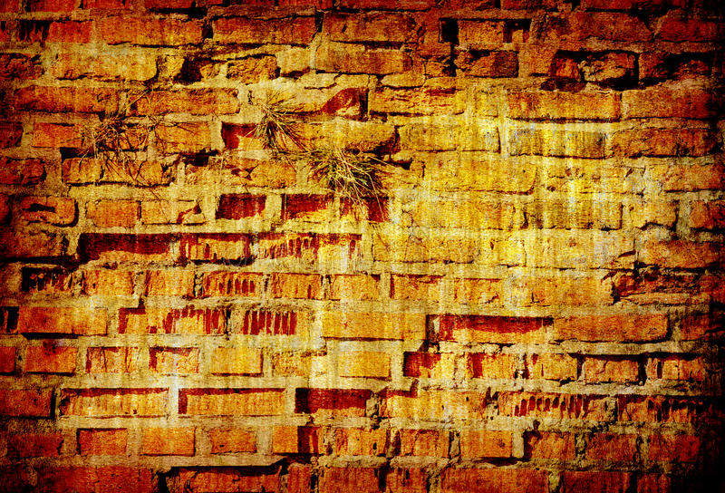 Download Abstract Grunge Background Texture Of Brick Wall Stock Photo - Image: 11377832