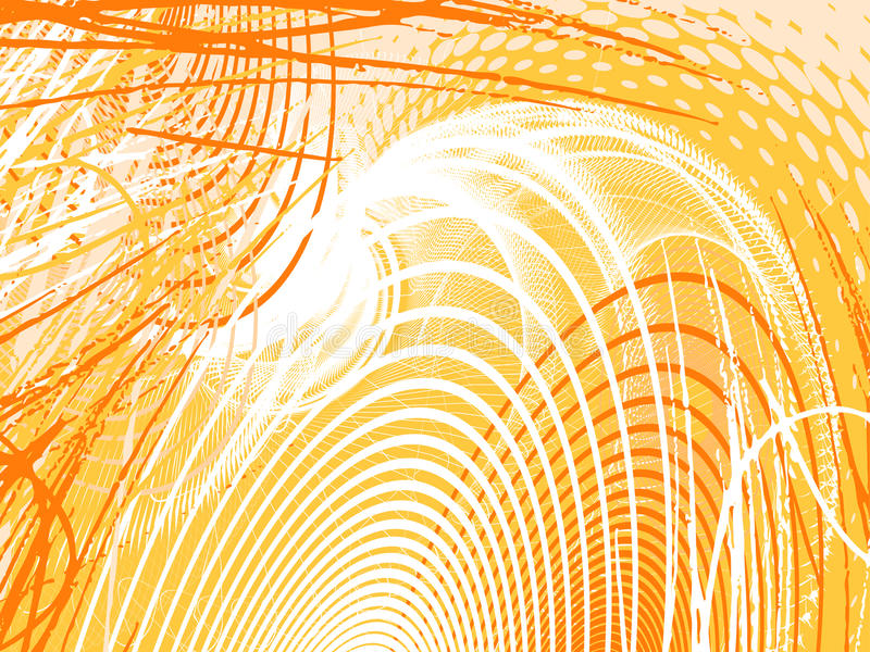 Abstract grunge background, vector stock illustration