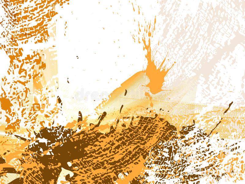 Abstract grunge background, vector vector illustration